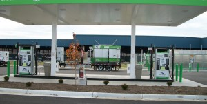 Fast Park Shuttle Service - CNG Station - Brook Park, OH (3)
